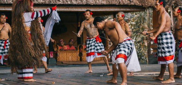 Traditionell ritualdans